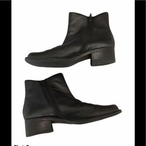 Nine West leather boot 9.5